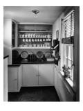 House & Garden - August 1946 Premium Photographic Print by André Kertész