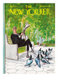 The New Yorker Cover - May 8, 1971 Regular Giclee Print by Charles Saxon