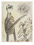 Vogue - June 1943 Regular Giclee Print by Alfred Birnbaum