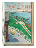 The New Yorker Cover - June 10, 1944 Regular Giclee Print by Christina Malman