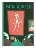 The New Yorker Cover - February 27, 1926 Regular Giclee Print by H.O. Hofman