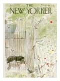 The New Yorker Cover - June 15, 1963 Premium Giclee Print by Garrett Price
