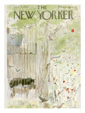 The New Yorker Cover - June 15, 1963 Premium Giclee Print by Garrett Price