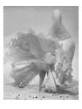 Vogue - August 1951 Regular Photographic Print by Erwin Blumenfeld