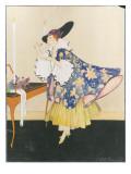Vogue - January 1915 Regular Giclee Print by E.M.A. Steinmetz