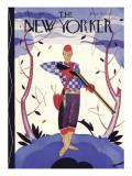 The New Yorker Cover - October 23, 1926 Regular Giclee Print by Andre De Schaub