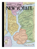 "The New Yorker Cover, ""New Yorkistan"" - December 10, 2001 Premium Giclee Print by Maira Kalman & Rick Meyerowitz"