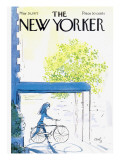 The New Yorker Cover - May 26, 1973 Premium Giclee Print by Arthur Getz