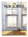 The New Yorker Cover - November 19, 1984 Premium Giclee Print by Arthur Getz