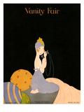 Vanity Fair Cover - September 1917 Premium Giclee Print by Ethel C. Taylor