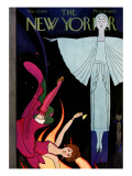 The New Yorker Cover - March 29, 1930 Premium Giclee Print by Rea Irvin