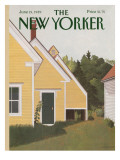 The New Yorker Cover - June 19, 1989 Regular Giclee Print by Gretchen Dow Simpson