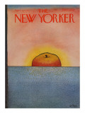 The New Yorker Cover - April 9, 1979 Regular Giclee Print by Pierre LeTan