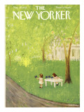 The New Yorker Cover - May 30, 1953 Premium Giclee Print by Edna Eicke
