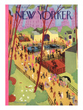 The New Yorker Cover - May 13, 1933 Regular Giclee Print by Adolph K. Kronengold