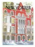 The New Yorker Cover - June 17, 1985 Regular Giclee Print by Charles Saxon