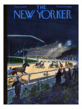The New Yorker Cover - May 12, 1962 Premium Giclee Print by Garrett Price