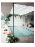 House & Garden - July 1955 Regular Photographic Print by André Kertész