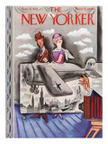 The New Yorker Cover - August 31, 1935 Regular Giclee Print by Harry Brown
