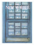 The New Yorker Cover - July 11, 1977 Regular Giclee Print by Andre Francois