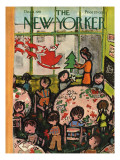 The New Yorker Cover - December 8, 1951 Premium Giclee Print by Abe Birnbaum