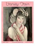 Vanity Fair Cover - May 1929 Regular Giclee Print by Marie Laurencin