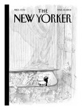The New Yorker Cover - March 21, 2005 Regular Giclee Print by Jean-Jacques Sempé