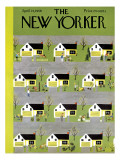 The New Yorker Cover - April 19, 1958 Premium Giclee Print by Charles E. Martin