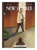 The New Yorker Cover - June 4, 2007 Premium Giclee Print by Mark Ulriksen