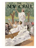 The New Yorker Cover - July 1, 1933 Premium Giclee Print by Helen E. Hokinson