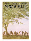 The New Yorker Cover - May 20, 1972 Regular Giclee Print by James Stevenson
