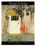 House & Garden Cover - July 1919 Regular Giclee Print by H. George Brandt