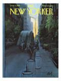 The New Yorker Cover - June 17, 1961 Regular Giclee Print by Arthur Getz