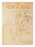 The New Yorker Cover - December 29, 1975 Regular Giclee Print by Eugène Mihaesco