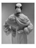 Vogue - December 1953 Regular Photographic Print by Erwin Blumenfeld