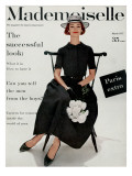 Mademoiselle Cover - March 1957 Regular Giclee Print by Stephen Calhoun