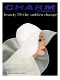 Charm Cover - June 1959 Premium Giclee Print by Carmen Schiavone