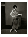 Vanity Fair - August 1925 Regular Photographic Print by Edward Steichen
