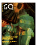 GQ Cover - October 1970 Premium Giclee Print by Mark Patiky