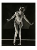 Vanity Fair - November 1932 Regular Photographic Print by Edward Steichen