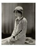 Vanity Fair - June 1926 Regular Photographic Print by Edward Steichen