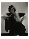 Vogue - July 1935 Regular Photographic Print by Edward Steichen