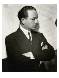 Vanity Fair - January 1933 Regular Photographic Print by Nickolas Muray