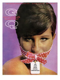 GQ Cover - December 1965 Premium Giclee Print by Carl Fischer