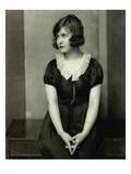 Vanity Fair - December 1930 Regular Photographic Print by Nickolas Muray