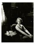 Vogue - April 1931 Regular Photographic Print by Edward Steichen