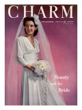 Charm Cover - November 1944 Premium Giclee Print by Elliot Clarke