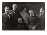 Vanity Fair - June 1923 Regular Photographic Print by Arnold Genthe