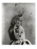 Vanity Fair Premium Photographic Print by Florence Vandamm