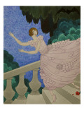 Vogue - July 1921 Regular Giclee Print by Harriet Meserole